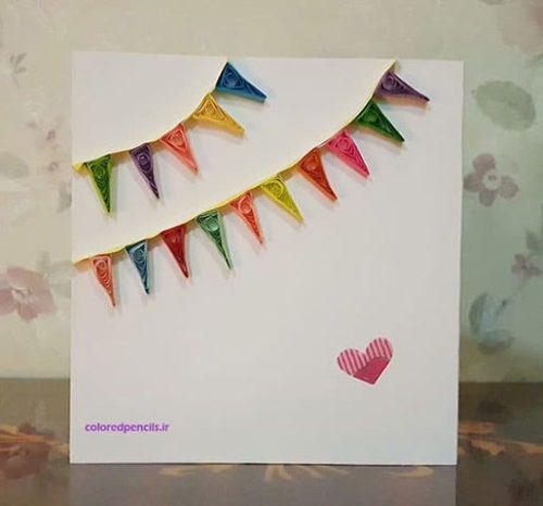 کارت برای تبریک تولد