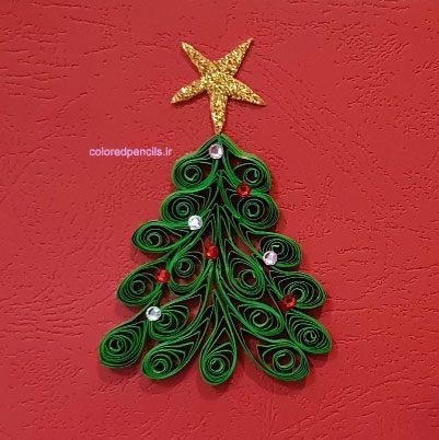 کارت برای تبریک کریسمس