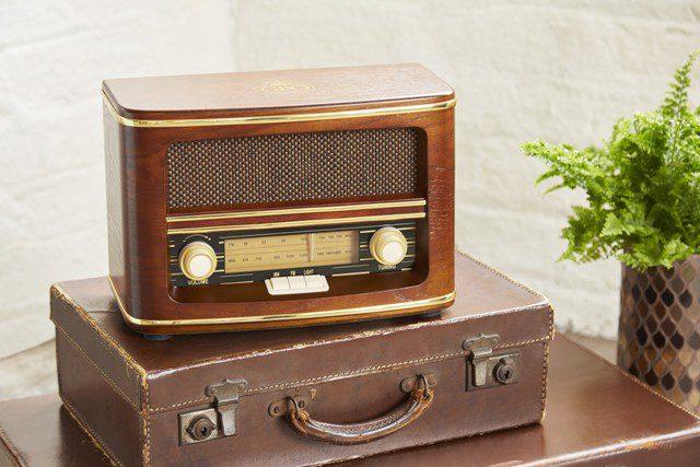 رادیو قدیمی - رادیو وینتج