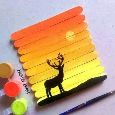 Painting-on-PopsicleSticks9