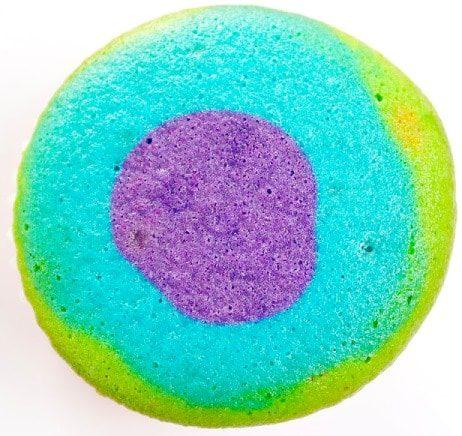 کاپ کیک رنگارنگ