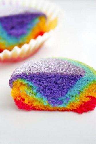 طرز تهیه کاپ کیک مرحله به مرحله