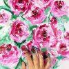 نقاشی با انگشت