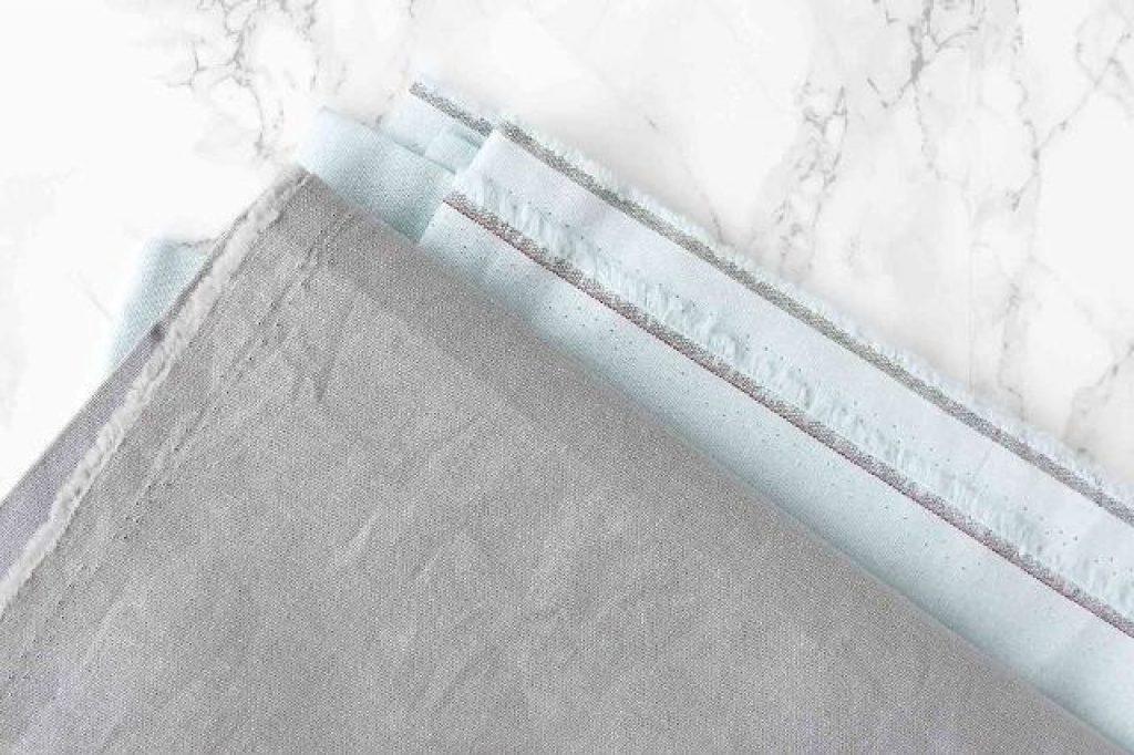 شستن پارچه قبل از گلدوزی