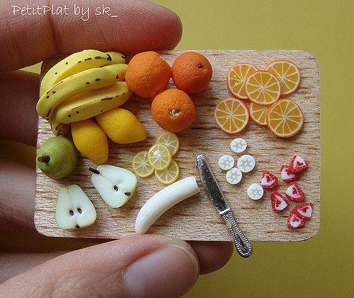 میوه های خمیری