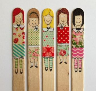 Popsicle-Stick-Painting