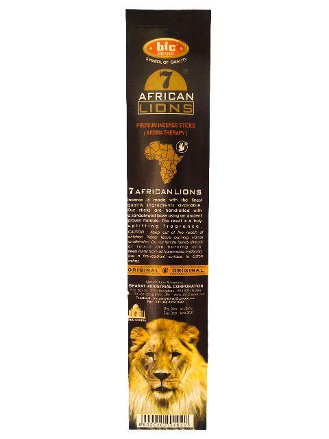 عود بیک مدل AFRICAN LIONS