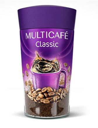 هدیه خرید ماگ خمیری - قهوه فوری کلاسیک مولتی کافه
